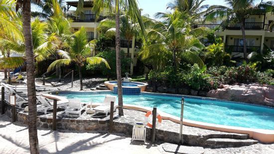 Hibiscus Beach Resort Spa Piscina Del Hotel