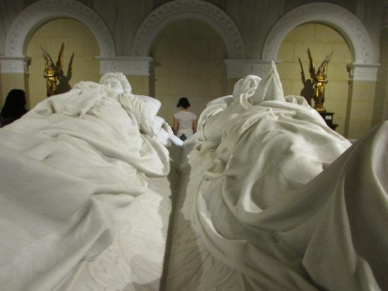 Capilla y Cripta de Los Marqueses de Linares