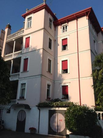 Hotel Giardinetto: Fachada