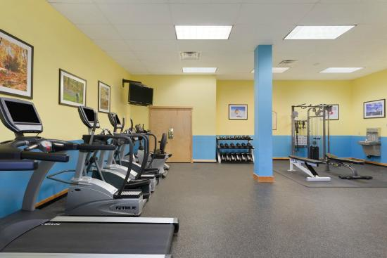Grand Timber Lodge: Fitness Center