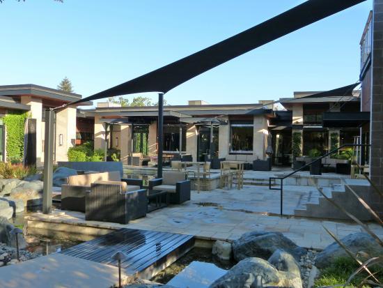 hotel review reviews bardessono yountville napa valley california