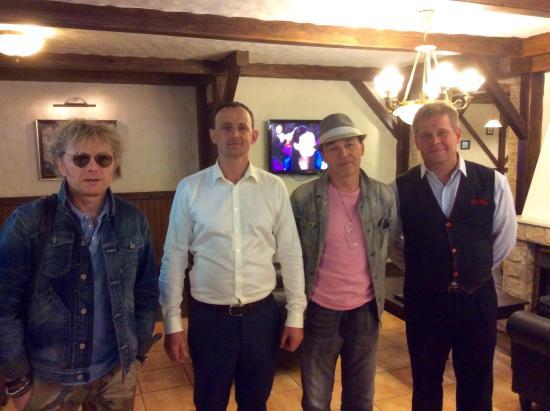 Pargolovo, Russland: В холле отеля