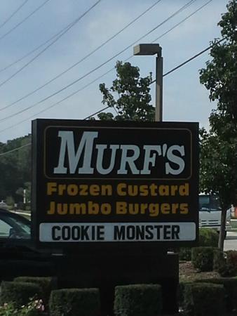 Murf's Frozen Custard & Jumbo Burgers