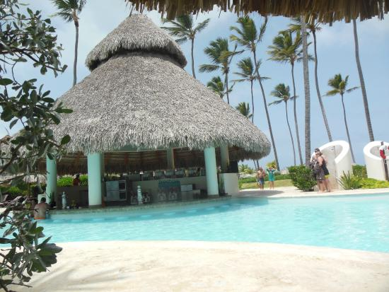 Secrets Royal Beach Punta Cana: Poolbar