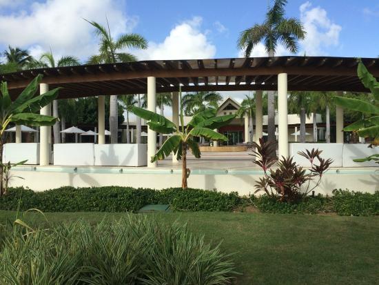 Secrets Royal Beach Punta Cana: Plaza
