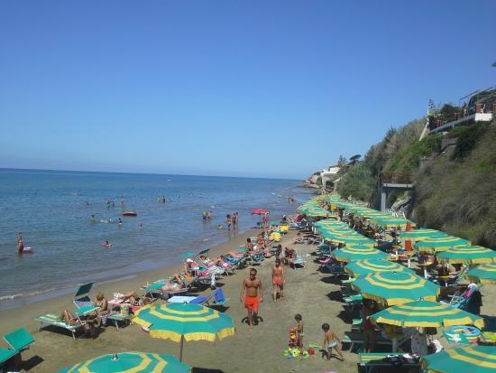 Hotel Lido Garda: Spiaggia