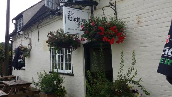 The Highwayman: Externally a good looking Inn