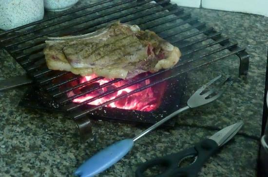 Trattoria Tacconi: Toh! 'Na Bistecca alla Fiorentina