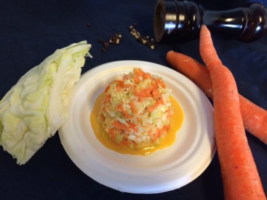 La Arepa: Salad supreme