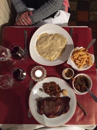 J J Restaurant: Espetacular