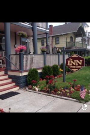 The Inn at Ocean Grove: Friendliest & Kindest Hosts George & Natasha