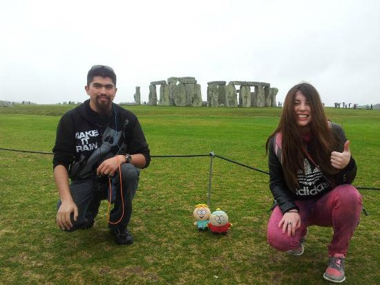 Los Pepos_Stonehenge_Eric&Butters