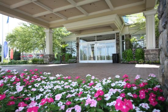 Hilton Garden Inn Hamilton: Exterior