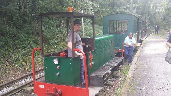 Le Petit Train du Bonheur