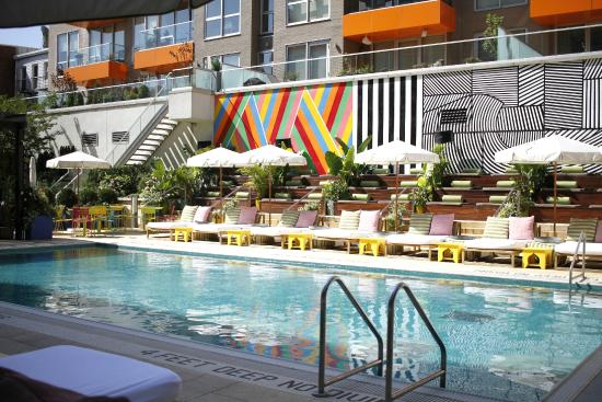 Penthouse Suite Picture Of Mccarren Hotel Amp Pool