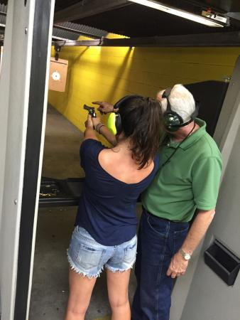 Palmetto Indoor Range