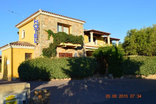 Hotel Lu Pitrali