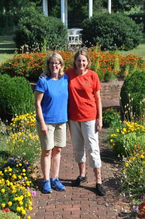 Smithfield Farm Bed and Breakfast: Betsy and Ruth