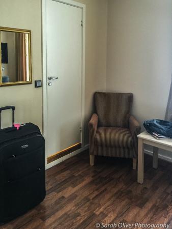 P-Hotels Oslo : Inside my room