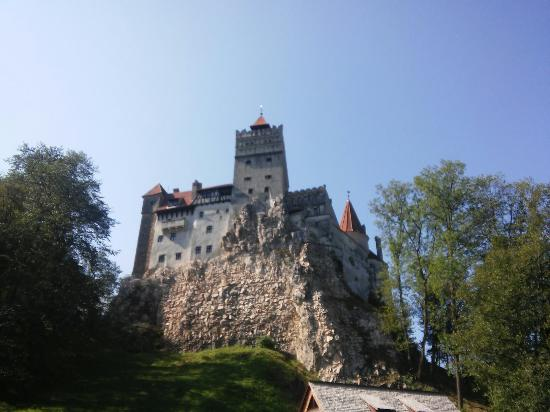 Bran Castle (Dracula's Castle): Замок Бран (Замок Дракулы)