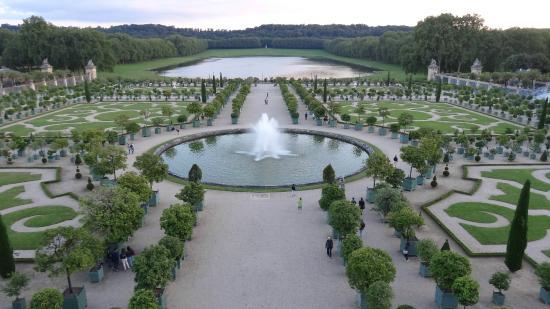 Jardins picture of chateau de versailles versailles - Jardin chateau de versailles horaires ...