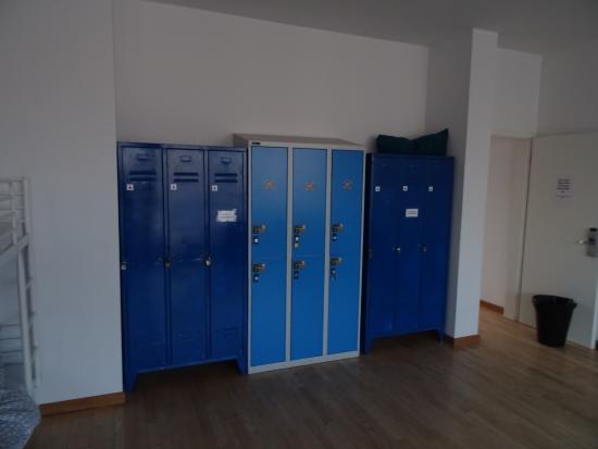 Locker Picture Of Heart Of Gold Hostel Berlin Tripadvisor