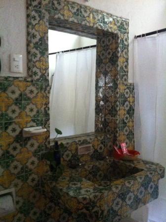 Hotel Mi Casita: Bathroom in El Studio