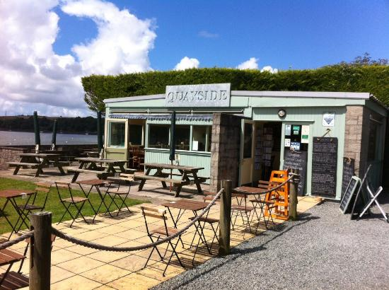 Quayside Lawrenny Tearoom: photo1.jpg