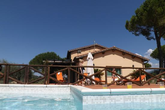 Tenuta Santa Cristina : Villa Laurentia