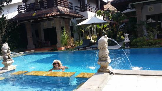Pool picture of puri sading hotel sanur tripadvisor for Pool show perth 2015
