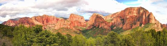 Kolob Canyon Road: Kolob Canyon