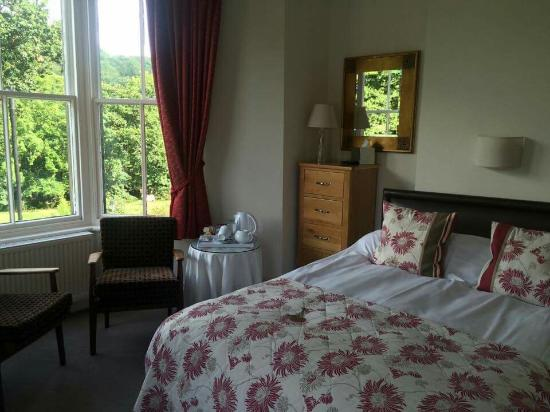 The Ferns Guest House: Fabulous breakfast & very comfy beds