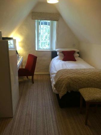 The Ferns Guest House : Fabulous breakfast & very comfy beds
