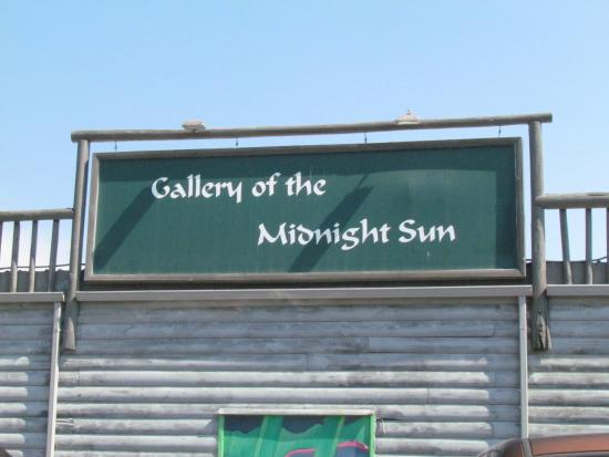‪Gallery of the Midnight Sun‬