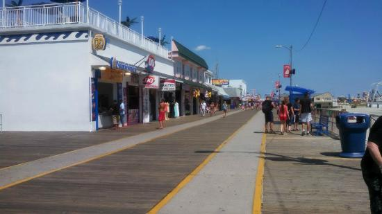 Wildwood Boardwalk Nj