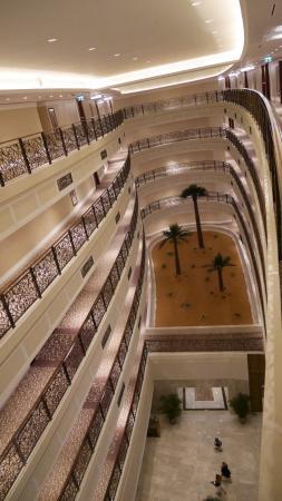 Our impressions of the Waldorf Astoria & Dubai