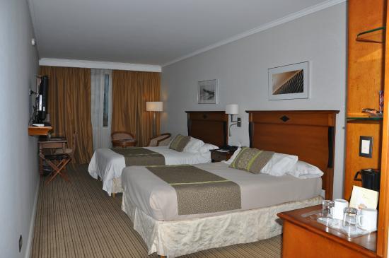Howard Johnson Hotel Boutique Recoleta : Nossa confortável suíte!