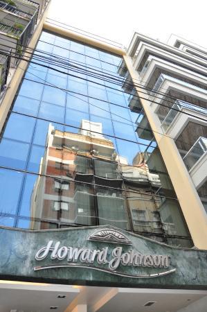 Howard Johnson Hotel Boutique Recoleta : Frente do Hotel!