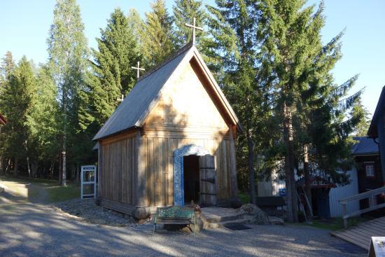 Nordingra, Suecia: Norska stavkyrkan