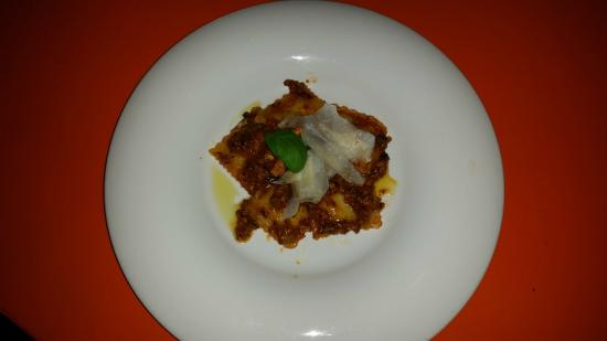 ENZO's on 76th: Ravioli appetizer