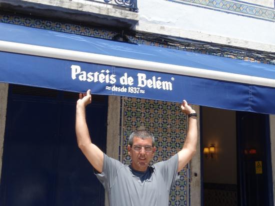 Pastel de Belém - Lisboa