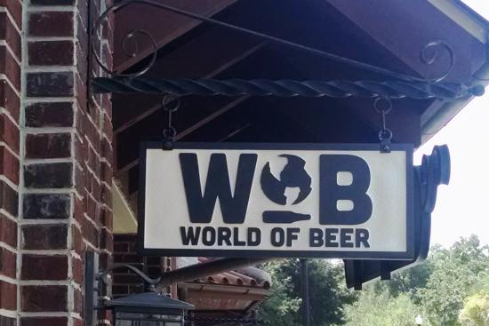 World of Beer - Spanish Springs