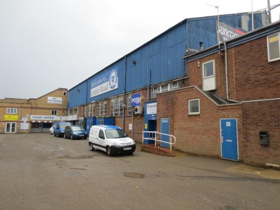 ‪Football Stadium, Peterborough United FC‬