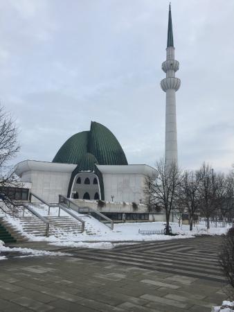 Zagreb Mosque Picture Of Zagreb Mosque Tripadvisor