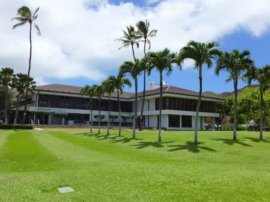 Hawaii Kai Golf Course : クラブ・ハウス