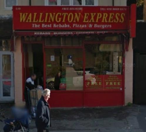 Wallington Express Picture Of Wallington Express Delivery