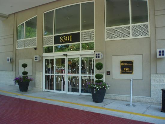 hilton garden inn tysons corner entrada do hotel - Hilton Garden Inn Tysons Corner