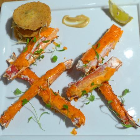 Japonais by Morimoto : Spicy King Crab