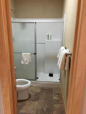 Crystal City, Teksas: Bathroom