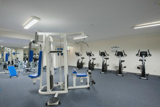 Mermaid Beach, Australia: Fitness Room